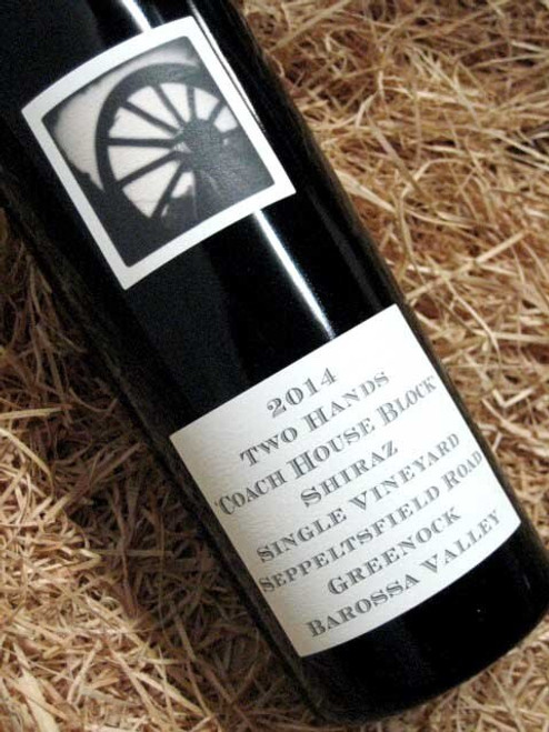 [SOLD-OUT] Two Hands Coach House Block Shiraz 2014
