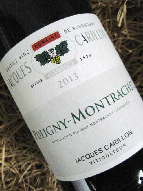 [SOLD-OUT] Jacques Carillon Puligny Montrachet 2013