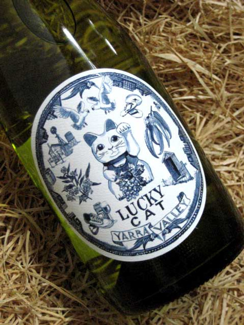[SOLD-OUT] Lucky Cat Yarra Valley Pinot Gris 2016