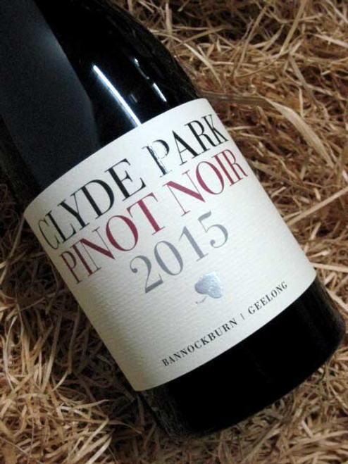 [SOLD-OUT] Clyde Park Estate Pinot Noir 2015
