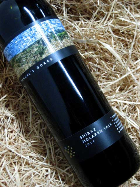 [SOLD-OUT] Samuels Gorge Shiraz 2014
