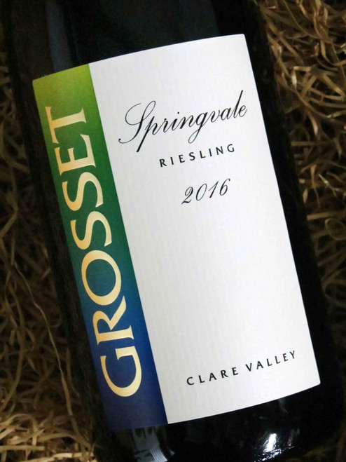 [SOLD-OUT] Grosset Springvale Riesling 2016
