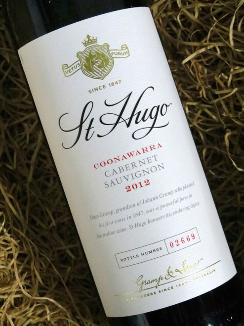 [SOLD-OUT] Orlando Jacobs Creek St Hugo Cabernet Sauvignon 2012