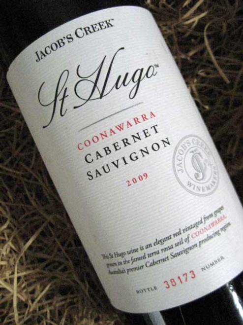 [SOLD-OUT] Orlando Jacobs Creek St Hugo Cabernet Sauvignon 2009