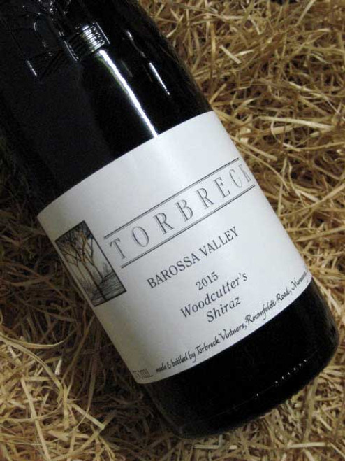 [SOLD-OUT] Torbreck Woodcutters Red Shiraz 2015