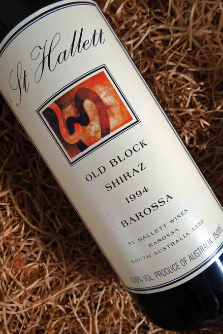 [SOLD-OUT] St Hallett Old Block Shiraz 1994