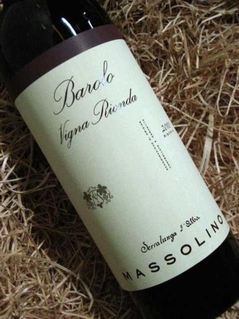 [SOLD-OUT] Massolino Barolo Vigna Rionda 2010