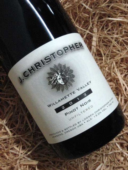 [SOLD-OUT] J Christopher Willamette Pinot Noir 2013
