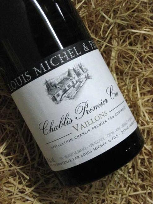 [SOLD-OUT] Louis Michel Premier Cru Chablis Vaillons 2014