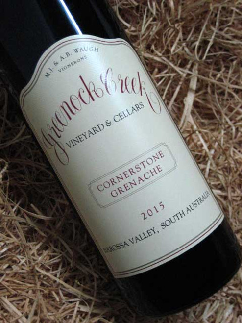 [SOLD-OUT] Greenock Creek Cornerstone Grenache 2015