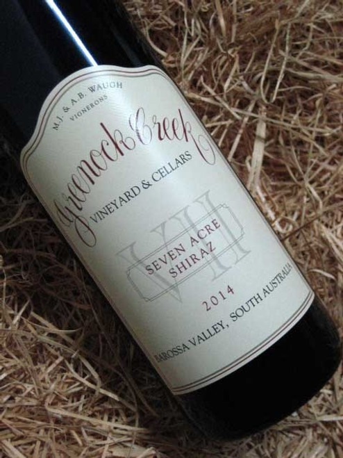 [SOLD-OUT] Greenock Creek Seven Acre Shiraz 2014
