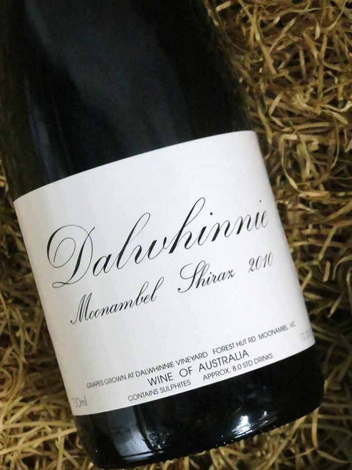 [SOLD-OUT] Dalwhinnie Moonambel Shiraz 2010