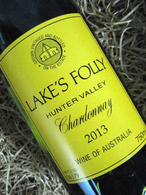 [SOLD-OUT] Lake's Folly Chardonnay 2013