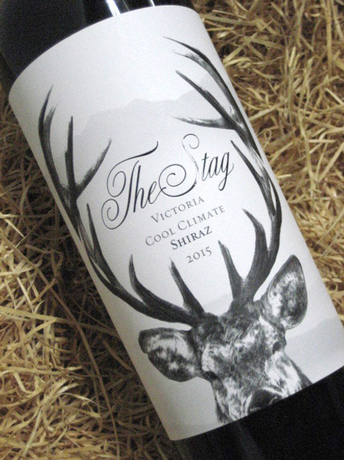 [SOLD-OUT] St Huberts The Stag Shiraz 2015