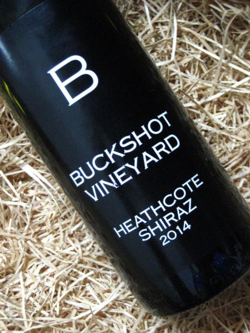 [SOLD-OUT] Buckshot Vineyard Heathcote Shiraz 2014