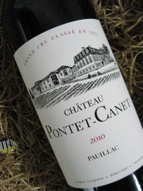 [SOLD-OUT] Chateau Pontet-Canet Pauillac 2010