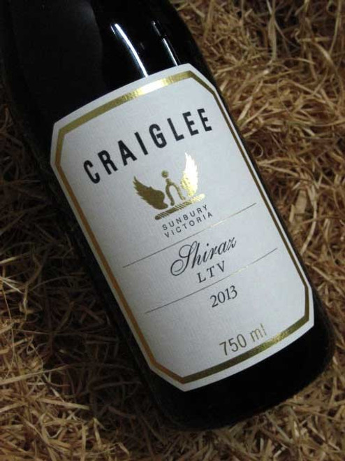 [SOLD-OUT] Craiglee Shiraz LTV 2013