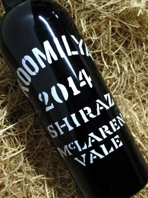 [SOLD-OUT] S C Pannell Koomilya Shiraz 2014
