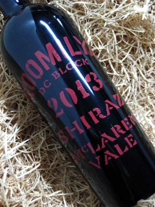 [SOLD-OUT] S C Pannell Koomilya DC Block Shiraz 2013