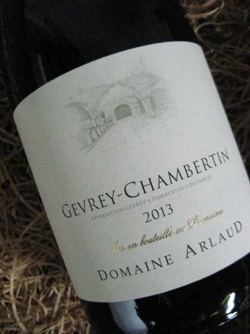 [SOLD-OUT] Domaine Arlaud Gevrey-Chambertin 2013