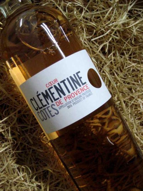 [SOLD-OUT] Couer Clementine Cotes de Provence Rose 2015