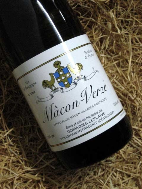 [SOLD-OUT] Dom. Leflaive Macon-Verze 2014