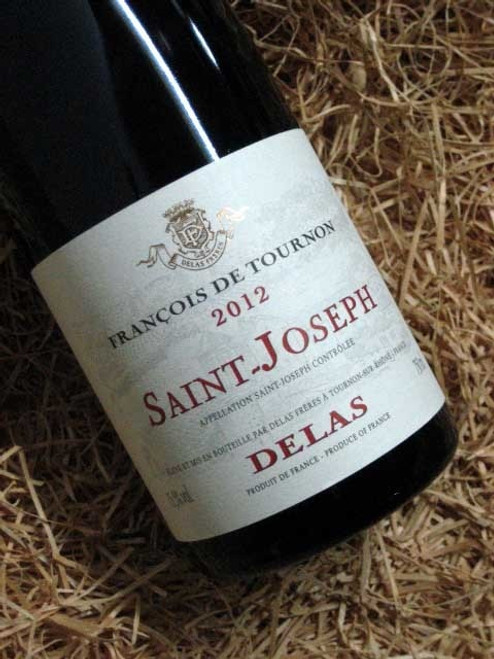 [SOLD-OUT] Delas St Joseph Francois de Tournon Rouge 2012