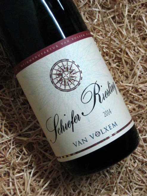 [SOLD-OUT] Van Volxem Schiefer Dry Riesling 2014