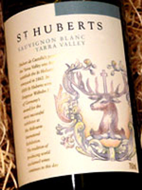 St Huberts Sauvignon Blanc 2004