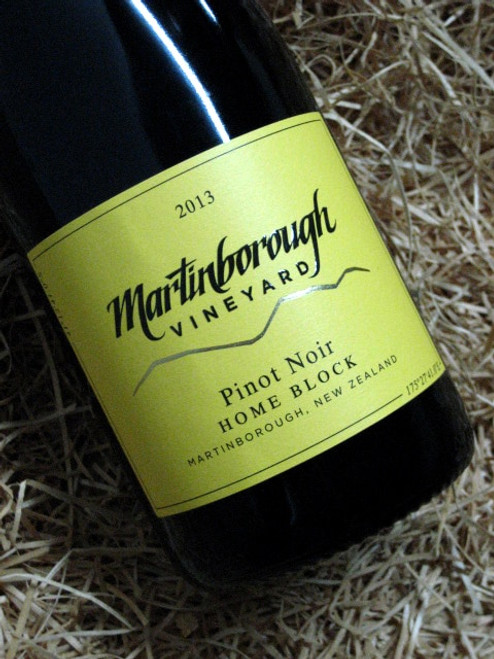 [SOLD-OUT] Martinborough Vineyards Home Block Pinot Noir 2013