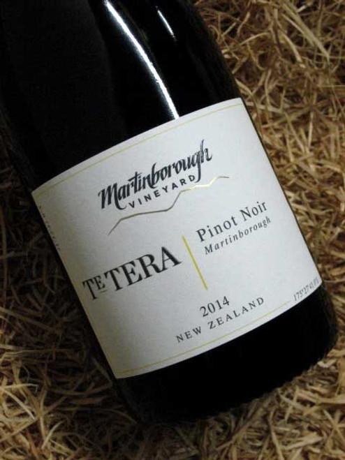 [SOLD-OUT] Martinborough Te Tera Pinot Noir 2014