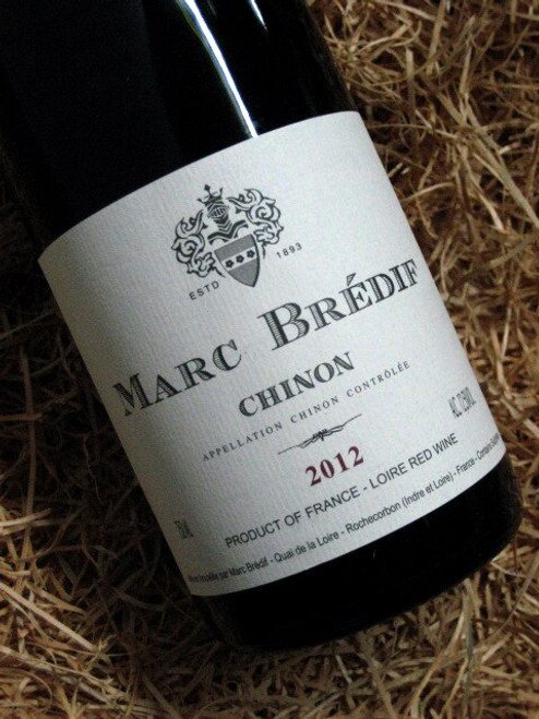 [SOLD-OUT] Marc Bredif Chinon 2012