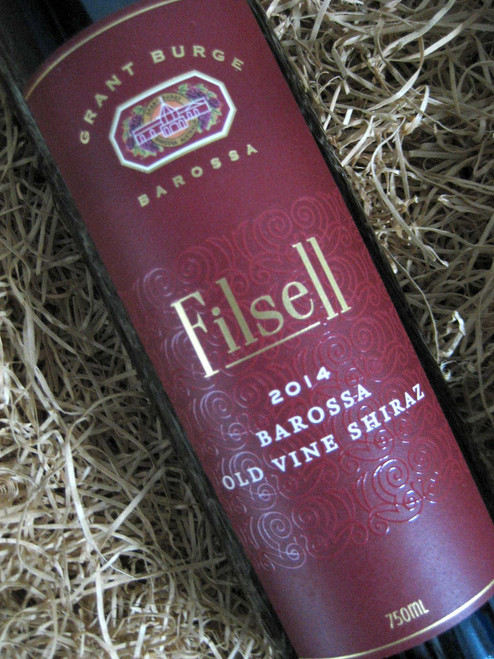 [SOLD-OUT] Grant Burge Filsell Shiraz 2014