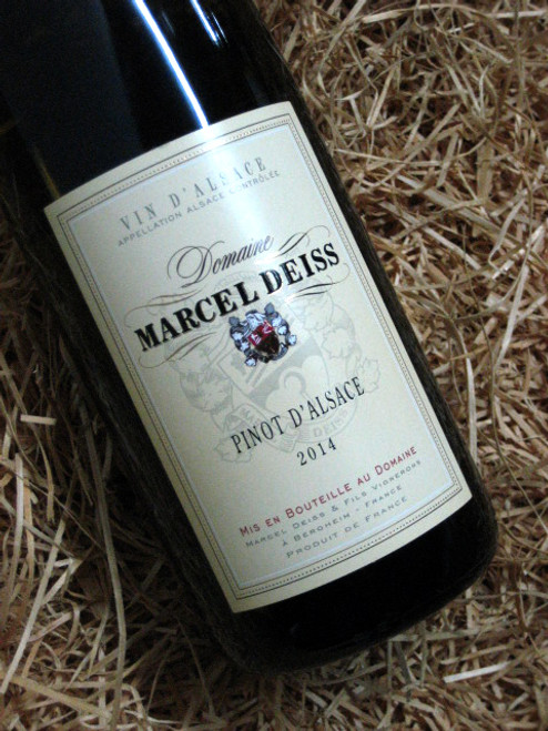 [SOLD-OUT] Marcel Deiss Pinot d'Alsace 2014