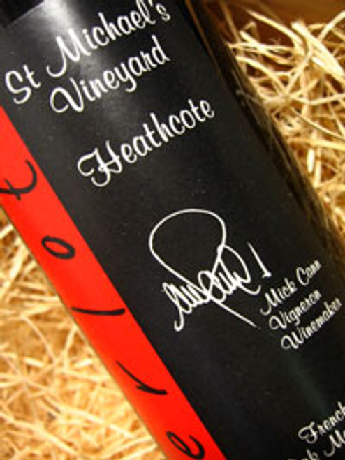 St Michael's Vineyard Merlot 2001