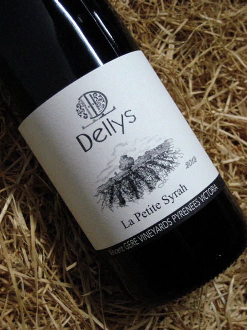 [SOLD-OUT] Delly's La Petite Syrah 2012