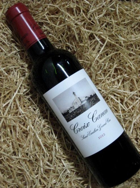 [SOLD-OUT] Croix Canon St Emilion Grand Cru 2012 375mL-Half-Bottle