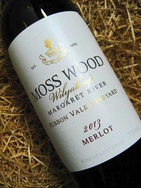 [SOLD-OUT] Moss Wood Ribbon Vale Merlot 2013