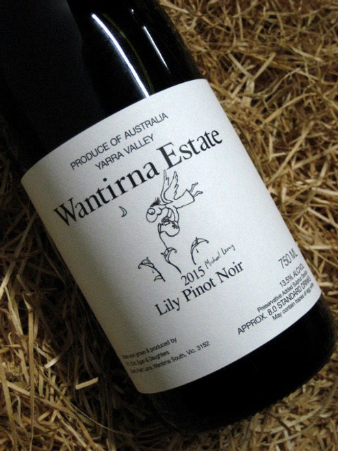 [SOLD-OUT] Wantirna Lily Pinot Noir 2015