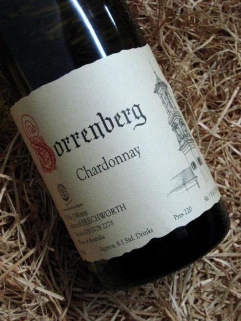 [SOLD-OUT] Sorrenberg Chardonnay 2015