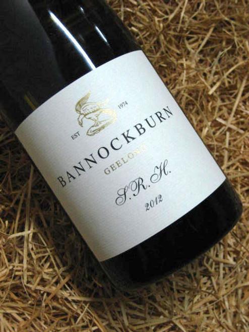 [SOLD-OUT] Bannockburn SRH Chardonnay 2012