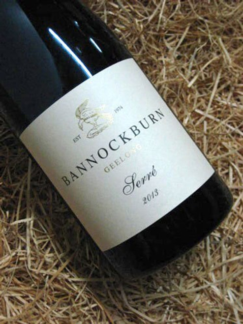 [SOLD-OUT] Bannockburn Serre Pinot Noir 2013