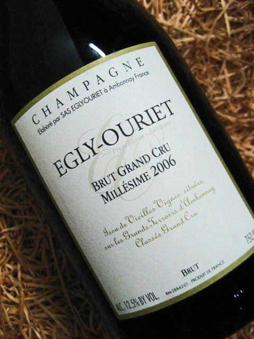 [SOLD-OUT] Egly Ouriet Grand Cru Millesime 2006