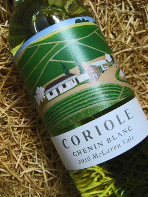 [SOLD-OUT] Coriole Chenin Blanc 2016