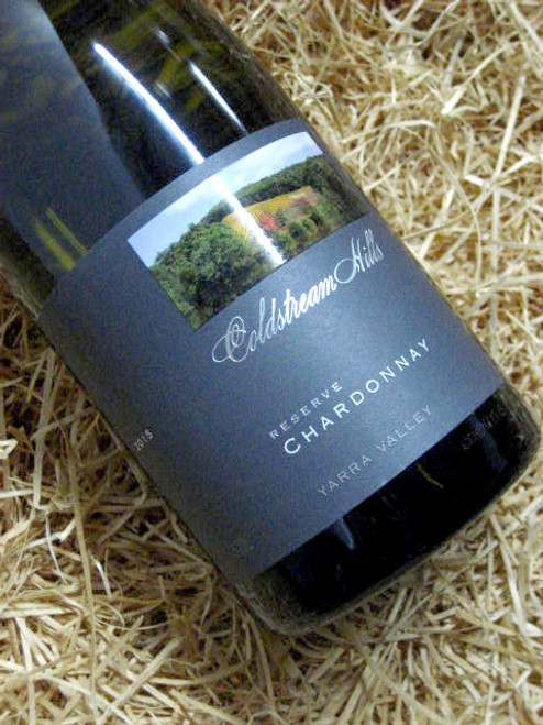 [SOLD-OUT] Coldstream Hills Reserve Chardonnay 2015
