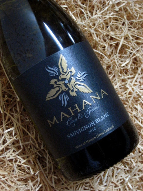 [SOLD-OUT] Mahana Gravels and Clay Sauvignon Blanc 2014