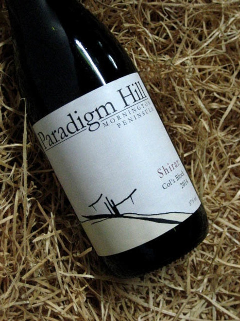 [SOLD-OUT] Paradigm Hill Col's Block Shiraz 2014 375mL-Half-Bottle