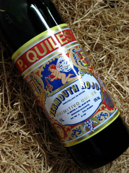 [SOLD-OUT] Primitivo Quiles Vermouth 1 Litre