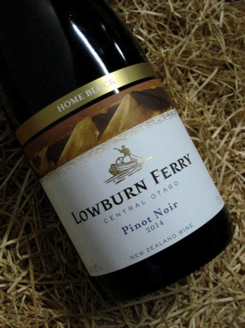 [SOLD-OUT] Lowburn Ferry Home Block Pinot Noir 2014