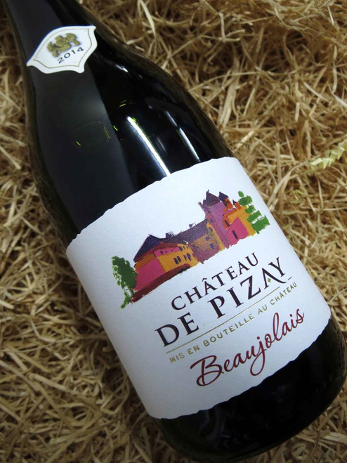 [SOLD-OUT] Chateau de Pizay Beaujolais 2014
